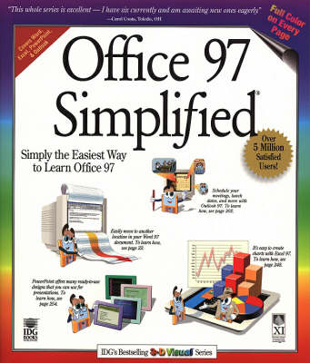 Office 97 Simplified - 3-D Visual S. (Paperback)