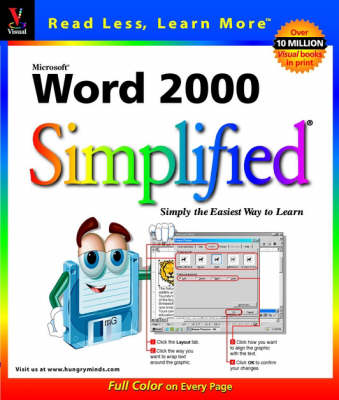 Word 2000 Simplified - IDG's 3-D visual series (Paperback)