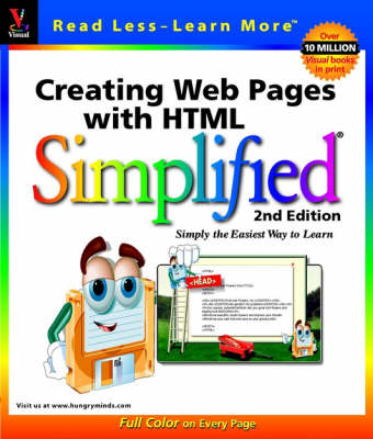 Creating Web Pages with HTML Simplified - IDG's 3-D visual series (Paperback)