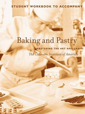 Baking and Pastry Workbook (Paperback)