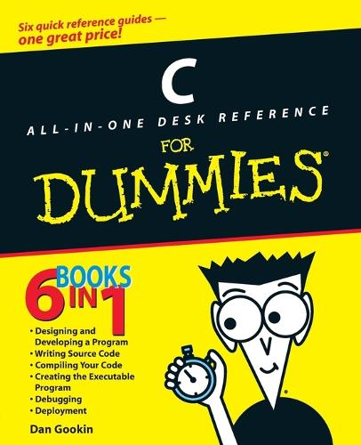 C All-in-One Desk Reference For Dummies (Paperback)