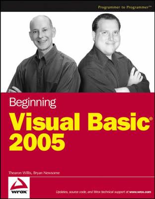 Beginning Visual Basic 2005 (Paperback)