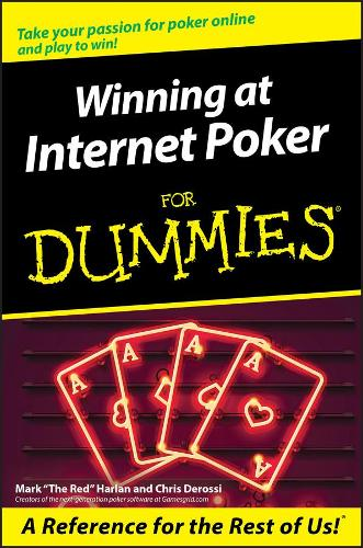 Winning at Internet Poker For Dummies (Paperback)