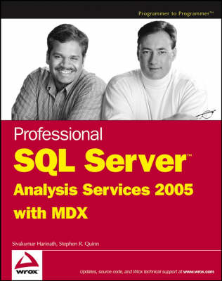 Professional SQL Server Analysis Services 2005 with MDX (Paperback)