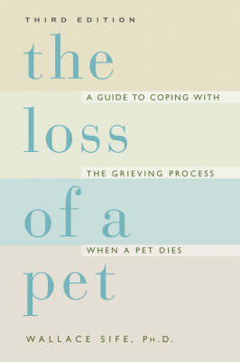 The Loss of a Pet (Paperback)