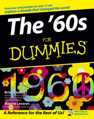 The 60's For Dummies (Paperback)