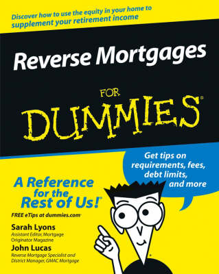 Reverse Mortgages For Dummies (Paperback)