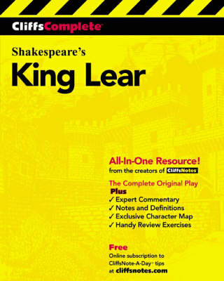 King Lear: Complete Study Edition (Paperback)