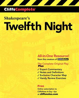 Twelfth Night: Complete Study Guide (Paperback)