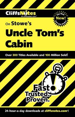 """Stowe's """"Uncle Tom's Cabin"""" (Paperback)"""