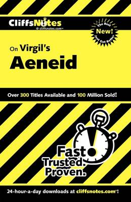 CliffsNotes on Virgil's The Aeneid (Paperback)