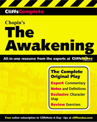 The Awakening: Complete Study Guide - Cliffs Notes S. (Paperback)