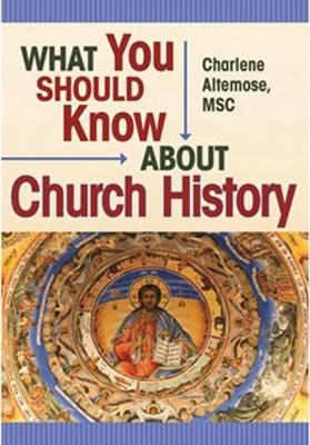 What You Should Know About Church History (Paperback)