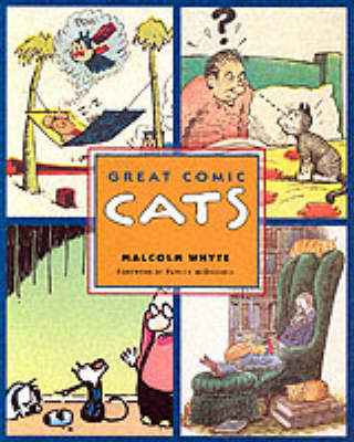 Great Comic Cats (Hardback)