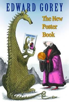 Edward Gorey the New Poster Book A171 (Hardback)