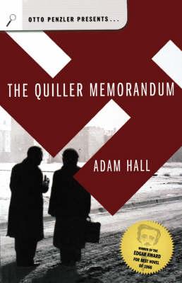 The Quiller Memorandum (Paperback)