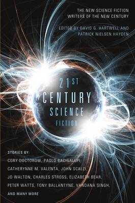 Twenty-First Century Science Fiction (Paperback)