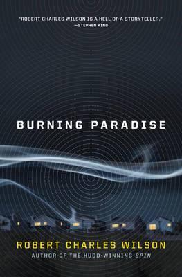 Burning Paradise (Hardback)