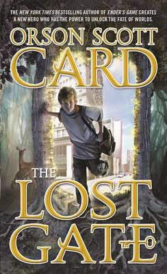 The Lost Gate (Paperback)