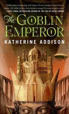 The Goblin Emperor (Paperback)