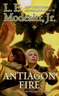 Antiagon Fire (Paperback)