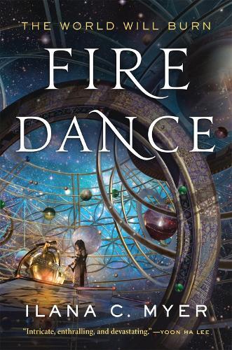 Fire Dance (Hardback)