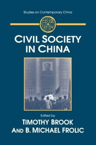 Civil Society in China (Paperback)