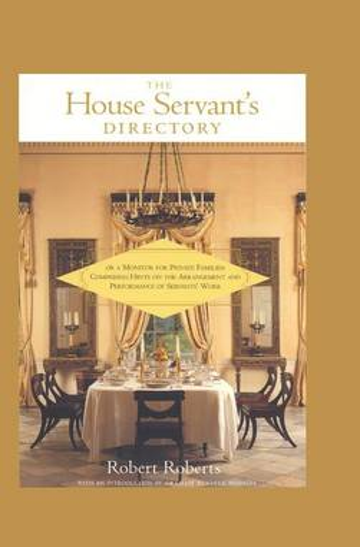 The House Servant's Directory (Hardback)