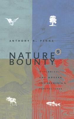 Nature's Bounty: Historical and Modern Environmental Perspectives: Historical and Modern Environmental Perspectives (Hardback)