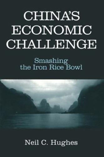 China's Economic Challenge: Smashing the Iron Rice Bowl: Smashing the Iron Rice Bowl (Paperback)