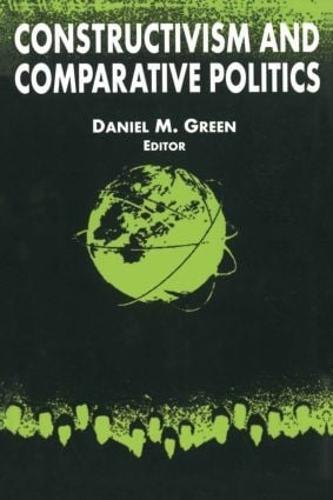 Constructivism and Comparative Politics (Paperback)