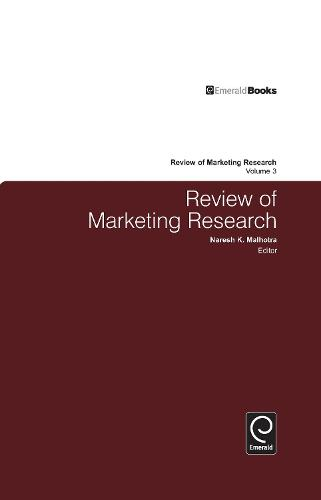 Review of Marketing Research: Volume 3 (Hardback)