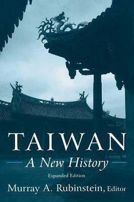 Taiwan: A New History: A New History (Paperback)