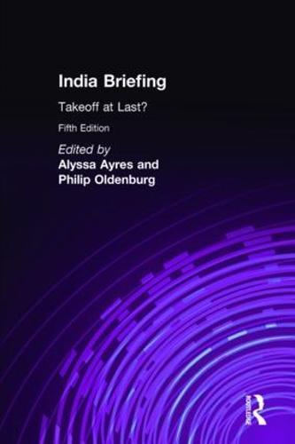 India Briefing: Takeoff at Last? (Hardback)
