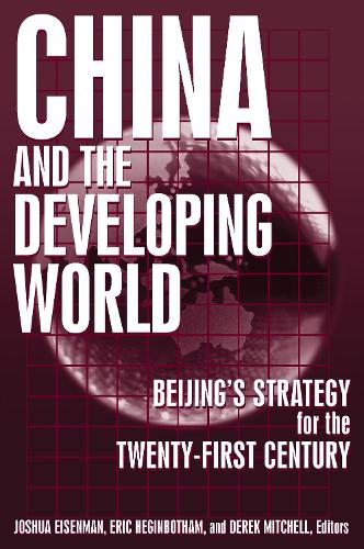 China and the Developing World: Beijing's Strategy for the Twenty-first Century (Paperback)