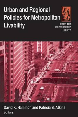 Urban and Regional Policies for Metropolitan Livability (Paperback)