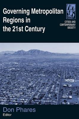 Governing Metropolitan Regions in the 21st Century (Paperback)
