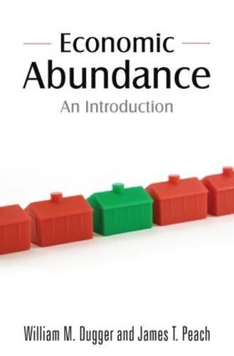 Economic Abundance: An Introduction (Hardback)