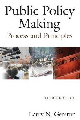 Public Policy Making: Process and Principles (Paperback)