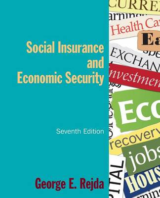 Social Insurance and Economic Security (Hardback)