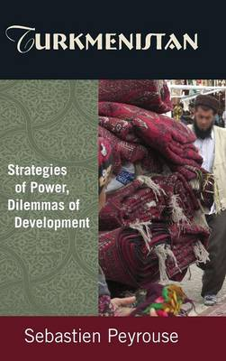 Turkmenistan: Strategies of Power, Dilemmas of Development: Strategies of Power, Dilemmas of Development (Hardback)