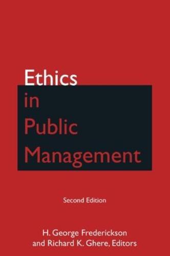 Ethics in Public Management (Paperback)