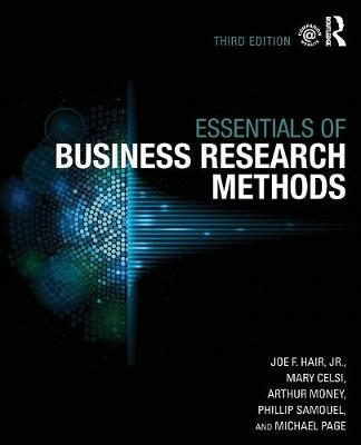 The Essentials of Business Research Methods (Paperback)