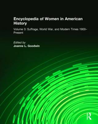 Encyclopedia of Women in American History (Hardback)