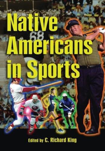 Native Americans in Sports (Hardback)