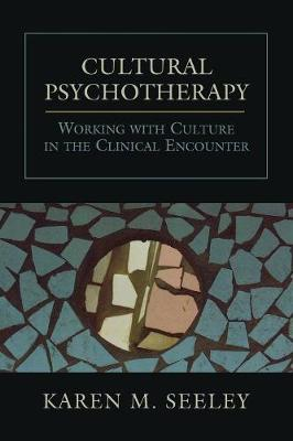 Cultural Psychotherapy: Working With Culture in the Clinical Encounter (Paperback)