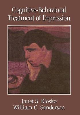 Cognitive-Behavioral Treatment of Depression (Hardback)