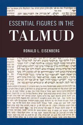 Essential Figures in the Talmud (Hardback)