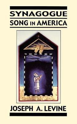 Synagogue Song in America (Hardback)