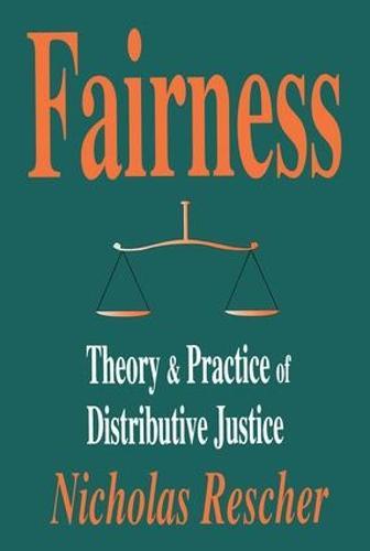 Fairness (Hardback)